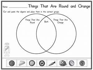 Venn Diagrams For Kindergarten