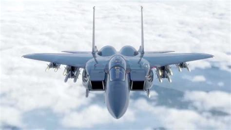 The eagle's air superiority is achieved through a mixture of. Boeing's Advanced F15 2040C | Military.com
