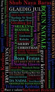 Frohe Weihnachten übersetzung Griechisch : frohe weihnachten in vielen sprachen stock abbildung ~ Haus.voiturepedia.club Haus und Dekorationen