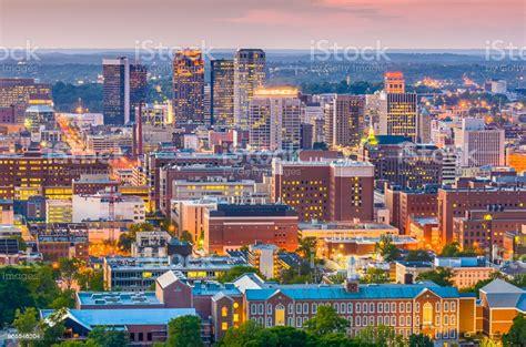 Birmingham Alabama Usa Skyline Stock Photo - Download ...