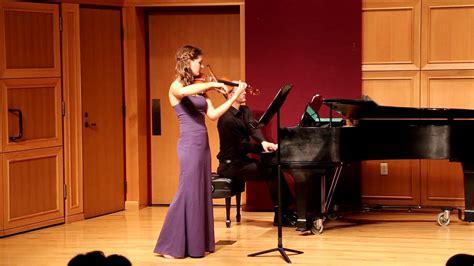 Kira Engle Senior Recital Igor Stravinsky Du May 2015 720p