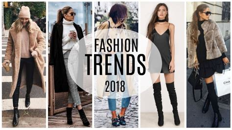 2018 Trends Something Borrowed And Plenty That Is New: Modetrends 2018⎥xapiaxa