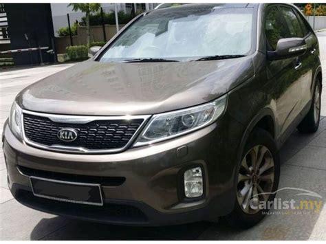 Kia Sorento Used 2013 by Kia Sorento 2013 2 4 In Selangor Automatic Suv Brown For