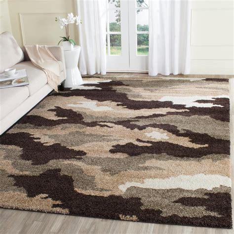 beige shag rug safavieh florida shag beige 8 ft x 10 ft area rug