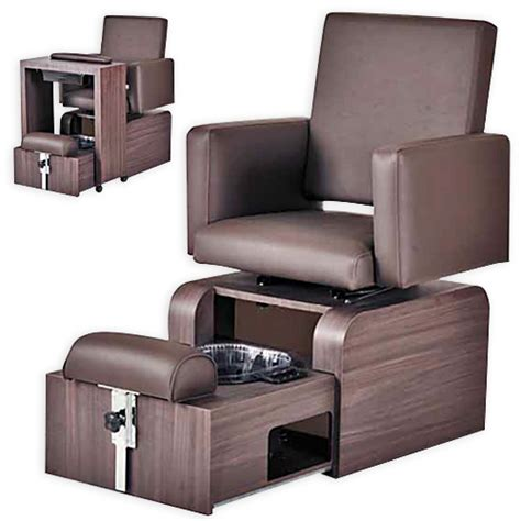 pibbs ps10 san remo plumbing free pedicure chair with
