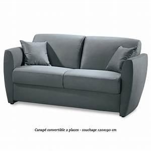 petit canape convertible honfleur meubles et atmosphere With tapis de souris personnalisé avec canapé 3 places 2 places