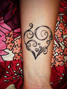 Music Tattoos For Girls On Wrist