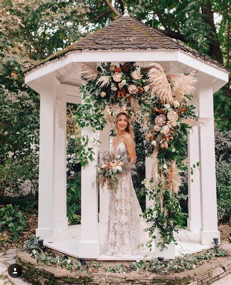 Top 5 Garden Wedding Ceremony Ideas Outdoor wedding