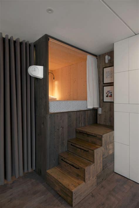 designers small studio apartment features