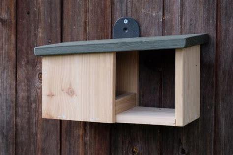 wooden robin nest box robin nest box nesting boxes bird houses