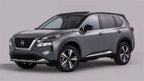 nissan  trail revealed    nissan rogue