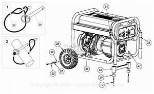 Kohler Generator Parts Diagram