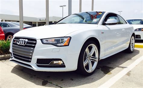 2014 Audi S5 Coupe Quattro Manual Exhaust, Start Up And In