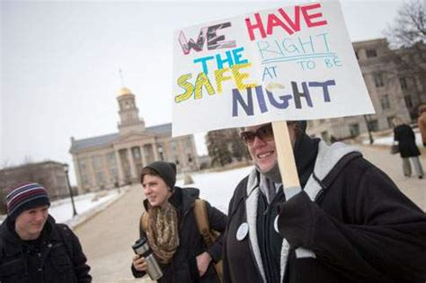 university  iowa students protest  sexual violence