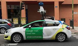 Google Street View Car : google street view maps air pollution to help commuters daily mail online ~ Medecine-chirurgie-esthetiques.com Avis de Voitures
