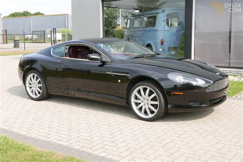 2004 Aston Martin Db9 For Sale by 2004 Aston Martin Db9 Coup 233 For Sale Dyler