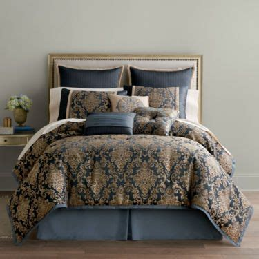 jcpenney home collection comforter home expressions selina 7 pc jacquard comforter set