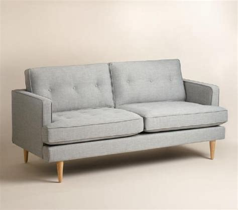Cheap Two Seater Sofa by This Light Grey Two Seater That Has A Clean