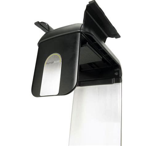 humanscale cpu600 under desk mount cpu holder