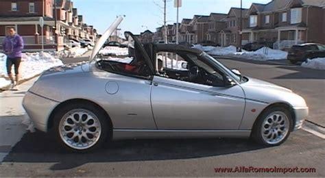Alfa Romeo Spider (1998)