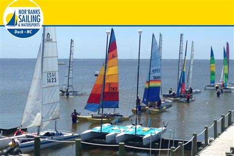 Boat Dealers In Outer Banks Nc by Nor Banks Sailing Visit Outer Banks Obx