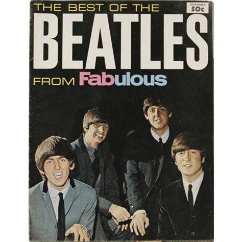 Beatles Best Of The Best Of The Beatles Fabulous Magazine Uk
