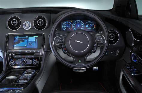jaguar xj interior autocar