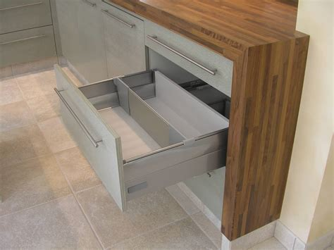 separateur de tiroir cuisine espace cuisine agrandi et fonctionnel 224 cholet yves cl 233 ment architecture int 233 rieure cuisine
