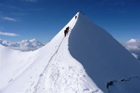 tout pour r 233 ussir l ascension du mont blanc skiinfo