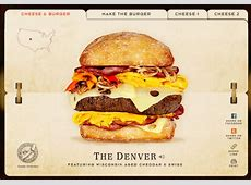 The Cheese and Burger Society's Innovative Website