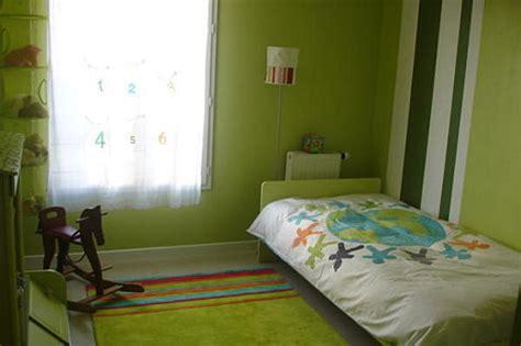 chambre garcon vert et gris chambre enfant vert et gris