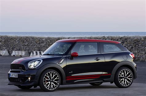 2018 Mini John Cooper Works Paceman All4 Autoblog