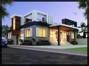 Archplanest, Online, House, Design, Consultants, Modern, Front, Elevation, Design, By, Archplanest