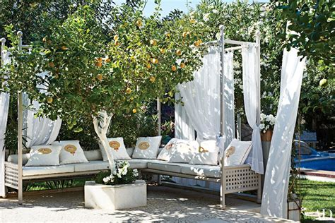 outdoor seating ideas landscaping the most creative ways to set up outdoor seating this summer huffpost
