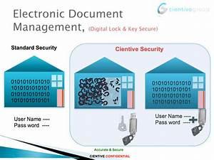 document storage electronic document storage system With electronic document storage systems