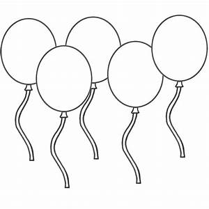 Innovative Balloon Coloring Pages Top KIDS Col #2887 ...