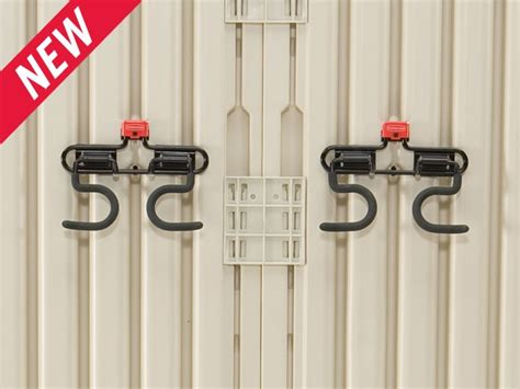 rubbermaid shed wall anchors how to build a double door