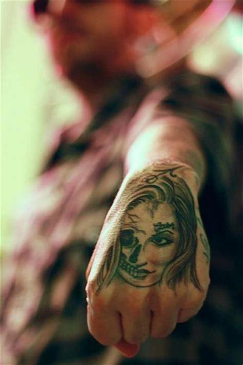 mexican skull hand tattoo  tattoo loyalty