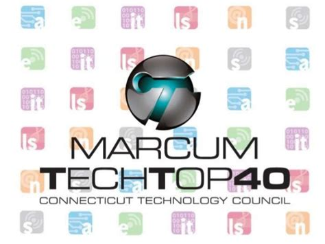 2015 Marcum Tech Top 40 Awards