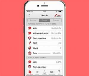 Suivre Sa Consommation Electrique En Temps Reel : free mobile suivre sa consommation depuis une appli iphone ~ Dailycaller-alerts.com Idées de Décoration