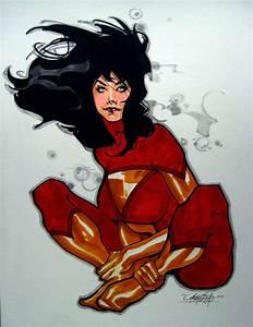ArtChild: SPIDER WOMAN