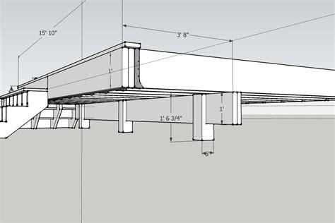Florida Building Wiring Diagram by Roof Deck Framing Details Frameswalls Org