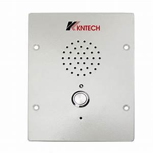 Emergency Phone Microphone For Elevator Ip Audio Door