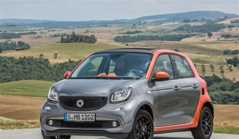 smart forfour leasing smart forfour personal lease no deposit forfour 1 0 5dr 163 169pm