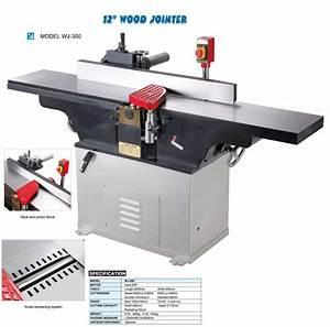 "12""wood jointer - WJ-300,WJ-300A - SHOOT (China"