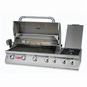 Four à Gaz Encastrable : bi 7 burner premium barbecue gaz encastrable bull 4 ~ Dailycaller-alerts.com Idées de Décoration