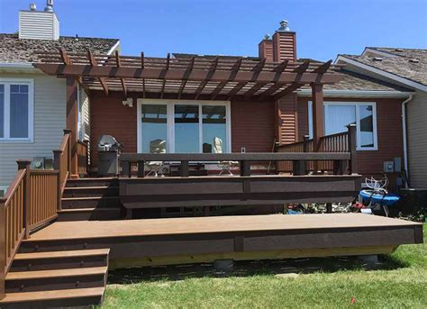 patios bismarck nd midwest deck company