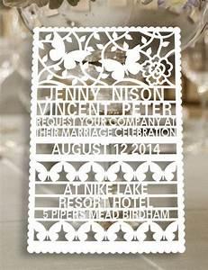 139 best cricut wedding images on pinterest card wedding With laser cut wedding invitations cricut