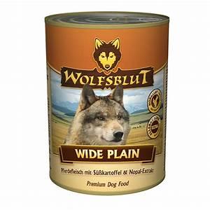 Pferdefleisch Online Bestellen : wolfsblut nassfutter dose wide plain von wolfsblut g nstig bestellen ~ Orissabook.com Haus und Dekorationen