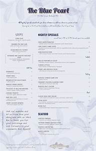Imenupro  U00b7 Restaurant Menu Templates  Menu Software